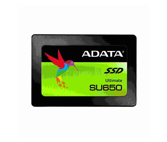 "ADATA SSD 120GB Ultimate SU650SS 2,5"" SATA III 6Gb/s (R:520/ W:320MB/s)"