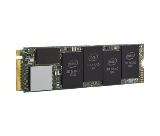 Intel® SSD 660p Series 1TB, M.2 80mm PCIe 3.0 3D2 QLC