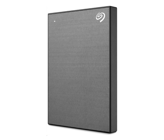 "SEAGATE BACKUP PLUS SLIM 1TB 2,5"" USB 3.0, šedá"