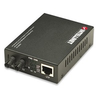 Intellinet konvertor, 100Base-TX na 100Base-FX (ST) Multi-Mode