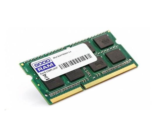 SODIMM DDR3 8GB 1600MHz CL11, 1.35V GOODRAM